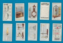 Tobacco Cigarette cards Interesting Experiments 1929